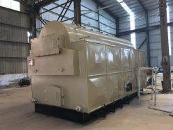 Il carbone manuale di serie 0.5t 1t 2t 4t di Dzh ha infornato la caldaia a vapore Legno-Infornata del generatore di vapore