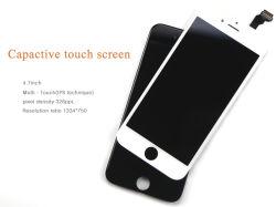 Het Mobiele LCD van de Telefoon Scherm van uitstekende kwaliteit van de Aanraking voor iPhone 6-Amerikaanse club van automobilisten de Zwarte Prijs van de Fabriek