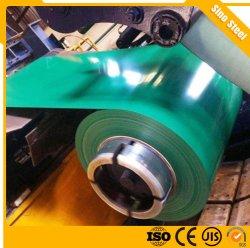 Prepainted ASTM A755 de Cine de G30 el 20/10 de la bobina de acero con recubrimiento de color