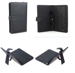 PU USB Keyboard Case Stand para Acessórios para Telefone Portátil