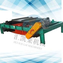 Correa de prueba de explosión Overbelt Separador de hierro magnético permanente