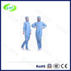 Camada Anti-Static poliéster/ESD/blusas para a fábrica e Lab (EGS-PP17)