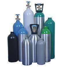 Haute pression du vérin de boissons de CO2 en aluminium