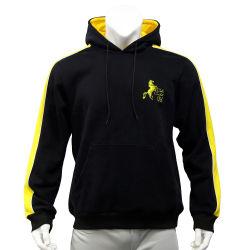 Loisirs Healong Fashion Style Hoody Commerce de gros hommes Vêtement de sport Vierge Noire personnalisé Hoodie Sweat-shirts