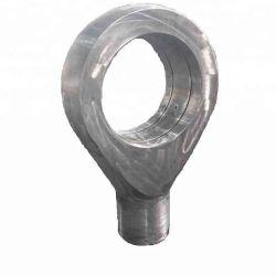 L'acciaio inossidabile 304 ha forgiato l'acciaio forgiato freddo degli anelli d'acciaio