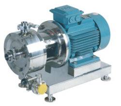 En ligne de la pompe haute homogénéisateur de cisaillement de l'émulsification
