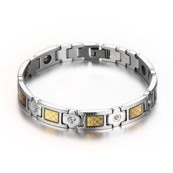 L'arthrite Bracelet magnétique de bijoux de guérison pour la douleur