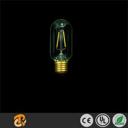LED T45 2W Lampes à économie d'énergie à intensité réglable