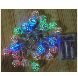RGB LED Iluminación decorativa Fiesta (TJ SPL-011).