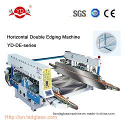 Schnelle Arbeits-PLC-Steuercer-doppelte Rand-Glasmaschine