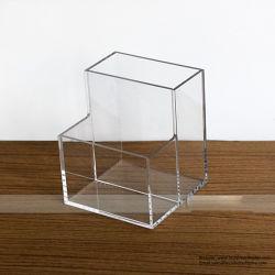 Lápiz Lápiz acrílico transparente con el cuadro titular de la visualización de fotos magnético