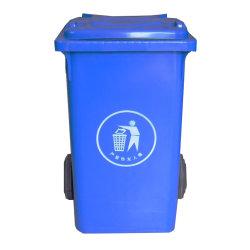 360L Piscina de lixo de plástico contentor de resíduos