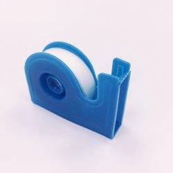 Uso médico curativo cirúrgico fitas de plástico transparente/fita/PE
