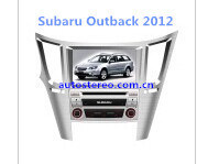 Subaru Outback 2012 DVD системы навигации GPS