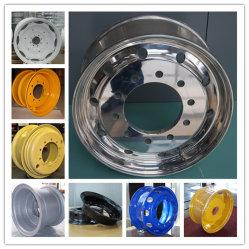(22.5X8.25, 9.00X22.5) geschmiedete Aluminium-LKW-Räder, Aluminiumrad-Felgen, Legierungs-Rad, Stahl-LKW-Räder