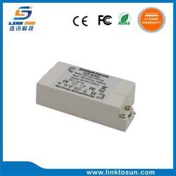 Courant constant haute PF 16*1W 50-55V 0,35un driver de LED avec garantie de 2 ans