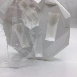 Прозрачный новый дизайн упаковки косметической упаковки в блистерной упаковке