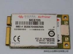 Sierra Wireless HSPA+ Module 3.5g Module Mc8705