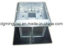 قطع مصبوبة من الألومنيوم المتين المصنعة في الصين لملحقات المصابيح مع ميزة فريدة