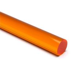 قضيب أكريليك للمنتج البلاستيكي غير مقاوم للتآكل مع مادة عالية الشفافية