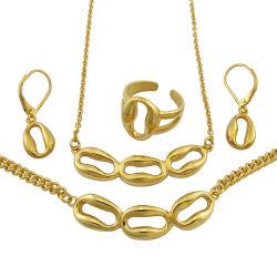 ステンレス鋼の昇進の金の宝石類のギフトセット