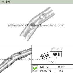Raccord métallique pour tuyau Workbench assemblée (H-160)
