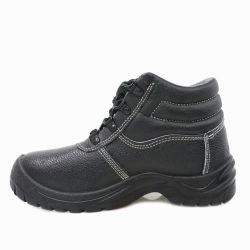 جلد البقرة الحديد الزاوي الأسعار الجيدة أحذية السلامة Guangzhou المصنعين
