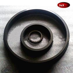 Aleación de metal de grafito de carbono el anillo de sellado