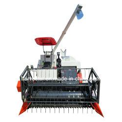 Wubota 360 Grad Kubota Ähnlich Grain Weizen-Reis Kombinieren Harvester-Landmaschinen mit Dem Verkauf Von Günstigen Preisen