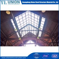 Prefab I SECÇÃO H Seção da Estrutura de aço do feixe de Estrutura de aço para a construção do Prédio de Escritórios de depósito de oficina