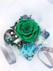 Fabricante preservada saqueta de fragrância Rosas grossista para o lar e decoração do carro