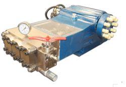 高圧下水道の下水管のジェット機で行く管のクリーニング装置のディーゼル機関ポンプ