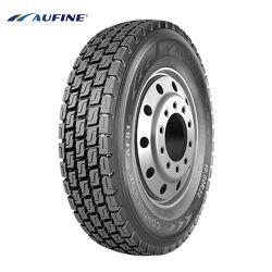 Aufine AF81 10.00R20 Neumático de Camión radial de la unidad de Larga