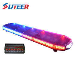 Veicolo Emergency LED di alta qualità che avverte Lightbar per il volante della polizia (libbra 8700C)