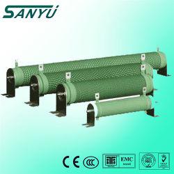 固定抵抗器(RXHG 50W-2500W 1R-1KR)の下のSanyu