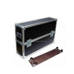 "Black Professional 42-50 "" Flight Case rack LCD Plasma (HF-1310)"