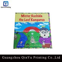 Servizio di stampa caldo del libro di bambini del Hardcover di alta qualità di vendita