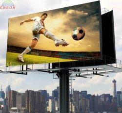 Le Stade de Football Basket-ball Affichage LED électronique Le projet de loi d'administration pour les Scores Live Broadcast (panneau)