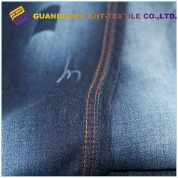 Usine de professionnels de KHT de haute qualité du coton, tissu poly Denim Jeans de gros pour les vêtements