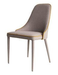 Hotel Fabric Dining Banket Metal stoel woonkamer meubilair
