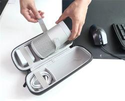 Gc OEM ODM EVA Étui rigide haut-parleur Bluetooth sans fil Sacoche à glissière de protection de son sac rigide