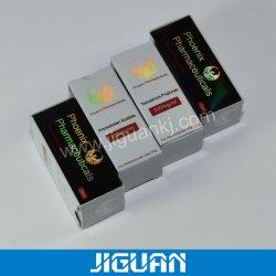 Boîte de médecine de l'emballage du papier coloré