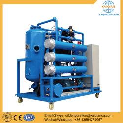 A tecnologia mais recente o vácuo do óleo de transformadores de equipamento de filtração