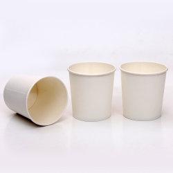 Fleur de thé froid jetables de boire de jus de coupelle en plastique PP