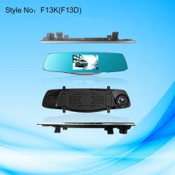 """La vision de nuit Voiture DVR FHD caméra 1296p/1080P 5 """" avec l'enregistreur vidéo Wide-Angle de came et le stationnement de l'objectif de surveiller la fonction F13K"""