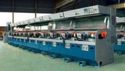 Siemens PLC を搭載した直線鉄ワイヤー製図機