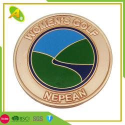 Custom métal plaqué or 2D-nous pour la promotion de la vente de pièces de souvenirs (139)
