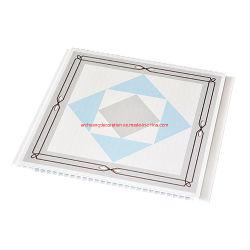 Gemakkelijk installeer de Opgeschorte Decoratie van de Bouw van het Plafond van het Valse Comité van pvc van het Plafond