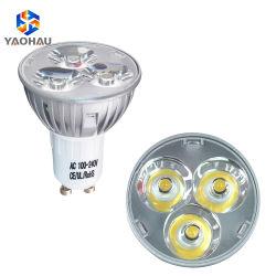 IP20 de faible puissance à l'intérieur MR16 Ronde SMD2835 aluminium GU10 4W Lampe LED spotlight tasses Spotlight