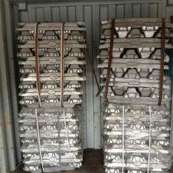 Meilleur Prix standard de lingots d'aluminium de haute pureté de 99,7 %/99,9 %
